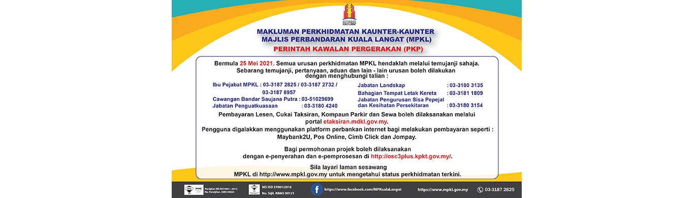 banner website maklluman perkhidmatan kaunter2 mpkl 25052021